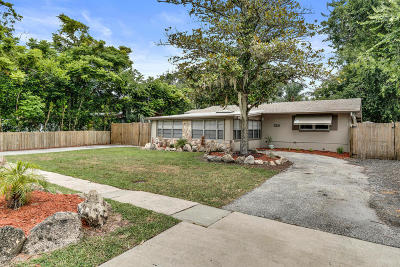 Ormond Beach Single Family Home For Sale: 1291 Scottsdale Drive