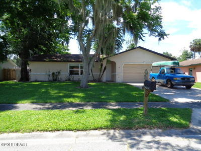 Ormond Beach Single Family Home For Sale: 4 Lakeview Circle
