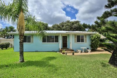 Daytona Beach Single Family Home For Sale: 294 Morningside Avenue