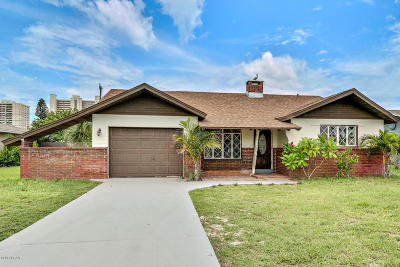 Port Orange Single Family Home For Sale: 3343 Shamrock Drive