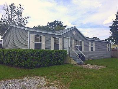 Port Orange Single Family Home For Sale: 1146 Bayview Lane