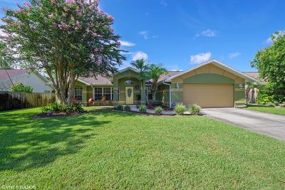 Ormond Beach Single Family Home For Sale: 8 Ocean Pines Drive