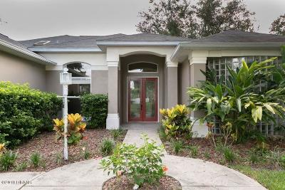 Port Orange Single Family Home For Sale: 6005 Sawgrass Point Drive