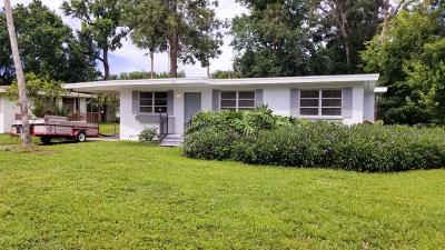 Daytona Beach Single Family Home For Sale: 517 S Lanvale Avenue