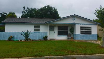 Ormond Beach Single Family Home For Sale: 1709 Valencia Avenue