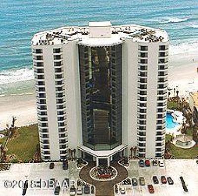 Daytona Beach Condo/Townhouse For Sale: 2425 S Atlantic Avenue #B1