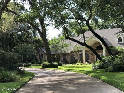 Port Orange Single Family Home For Sale: 1819 Spruce Creek Boulevard