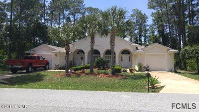 Palm Coast Multi Family Home For Sale: 129 Brunswick Lane