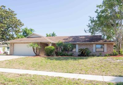 Port Orange Single Family Home For Sale: 1406 Tompkins Drive