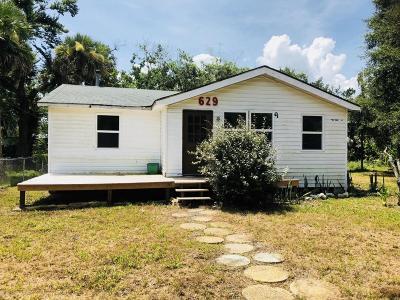 Daytona Beach Single Family Home For Sale: 629 Alice Avenue