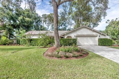 Ormond Beach Single Family Home For Sale: 3 Eagle Drive
