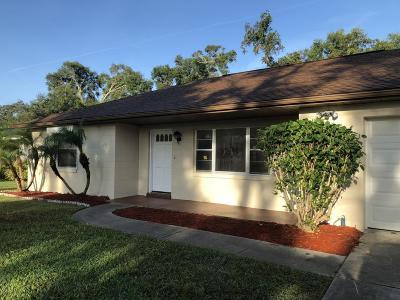 Ormond Beach FL Single Family Home For Sale: $174,900