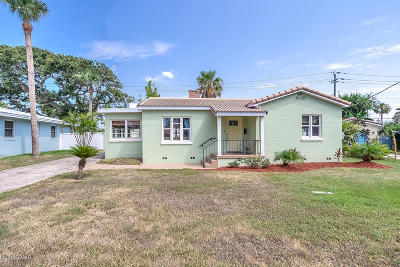 Daytona Beach Single Family Home For Sale: 17 Goodall Avenue
