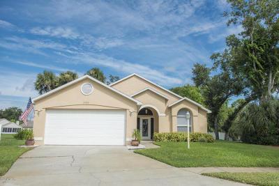 New Smyrna Beach Single Family Home For Sale: 606 Celito Drive