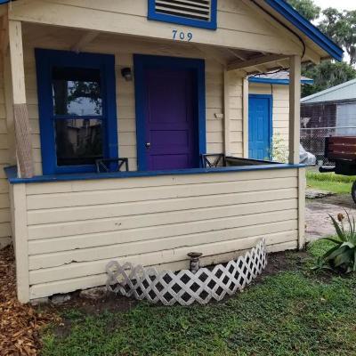 Daytona Beach Single Family Home For Sale: 709 Mulberry Street