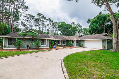 Daytona Beach Single Family Home For Sale: 100 Pine Needles Circle
