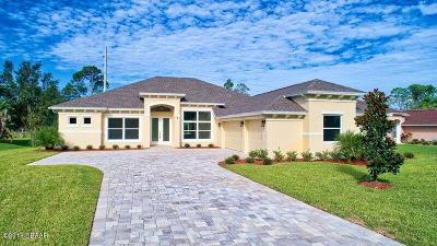 Ormond Beach FL Single Family Home For Sale: $519,900