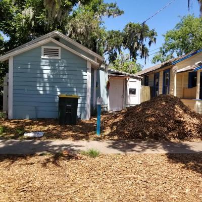 Daytona Beach Single Family Home For Sale: 711 Mulberry Street
