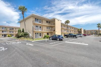 Flagler County, Volusia County Condo/Townhouse For Sale: 721 S Beach Street #210A