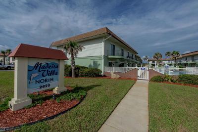 Ormond Beach Condo/Townhouse For Sale: 2820 Ocean Shore Boulevard #17