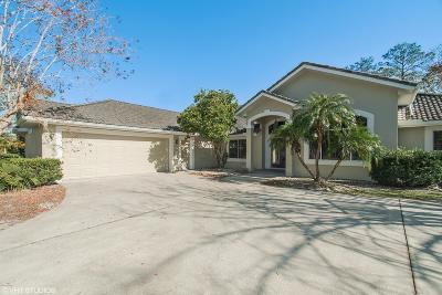Ormond Beach Single Family Home For Sale: 62 Coquina Ridge Way