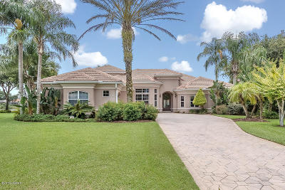Ormond Beach Single Family Home For Sale: 36 Old Canyon Lane
