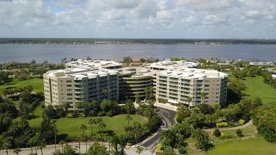 Daytona Beach Shores Condo/Townhouse For Sale: 4 Oceans West Boulevard #801C