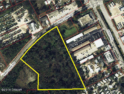 Port Orange Residential Lots & Land For Sale: 1101 Reed Canal Road