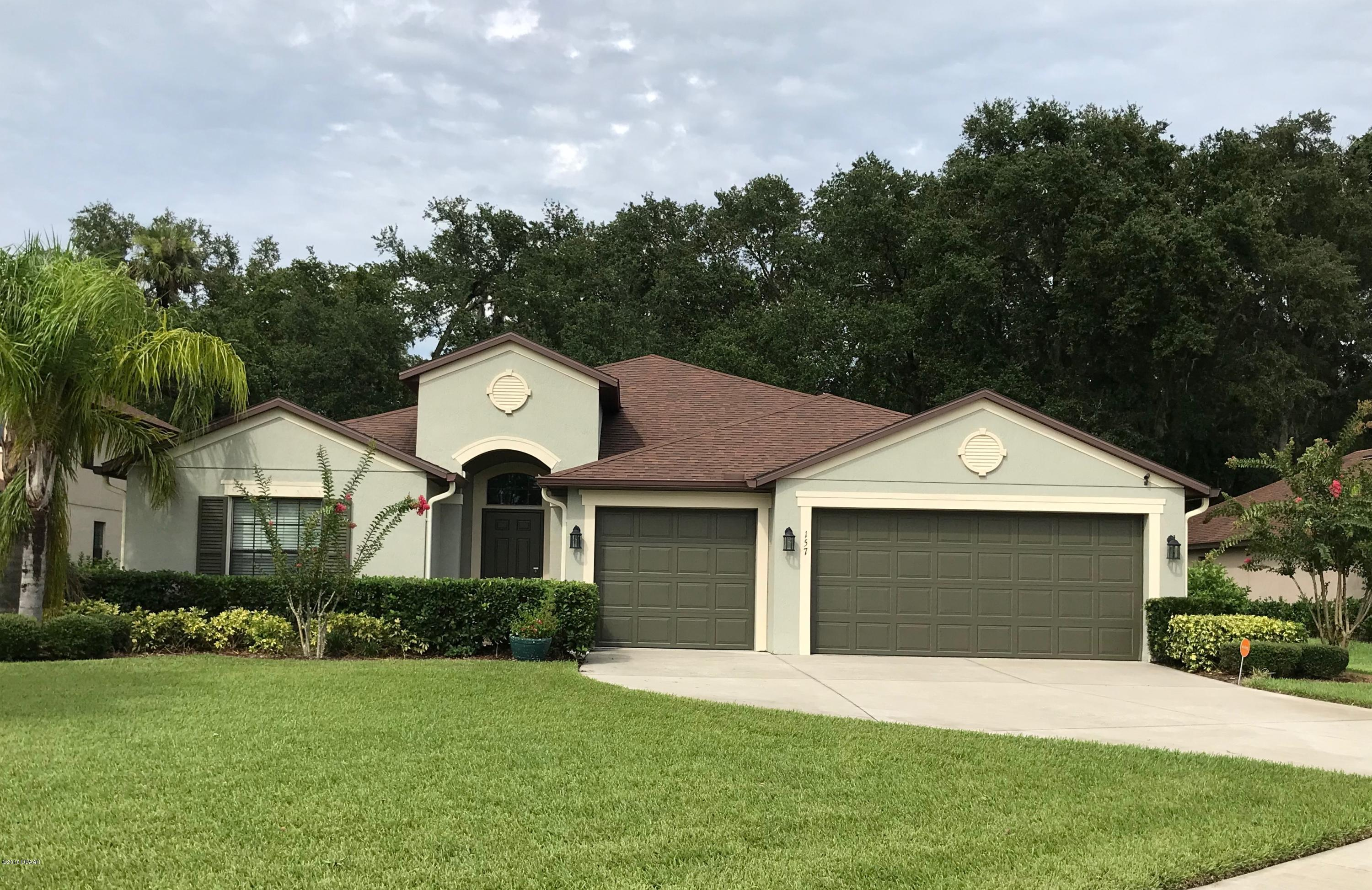 4 bed / 3 baths Home in Daytona Beach for $337,500
