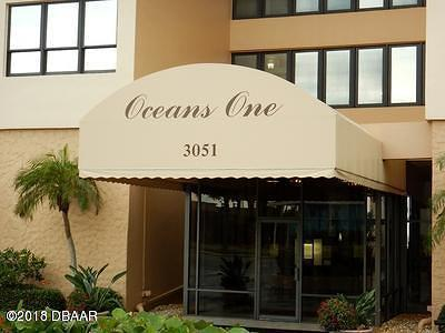 Volusia County Condo/Townhouse For Sale: 3051 S Atlantic Avenue #1004