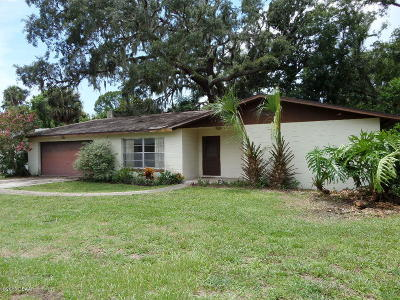 Ormond Beach FL Single Family Home For Sale: $199,900