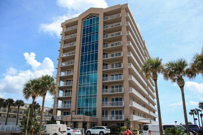 Volusia County Condo/Townhouse For Sale: 3737 S Atlantic Avenue #502