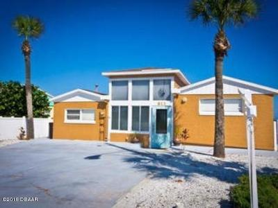 New Smyrna Beach Single Family Home For Sale: 813 N Atlantic Avenue