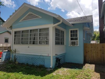 Daytona Beach Multi Family Home For Sale: 211 Loomis Avenue