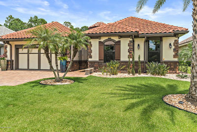 Plantation Bay Single Family Home For Sale: 628 Woodbridge Drive