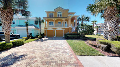 Palm Coast FL Single Family Home For Sale: $869,000