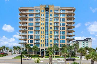 Daytona Beach Condo/Townhouse For Sale: 3703 S Atlantic Avenue #904