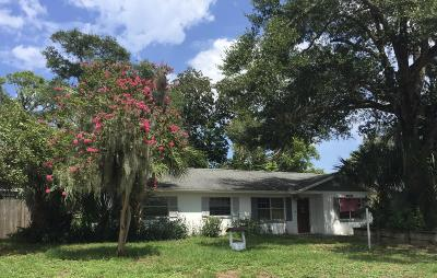 Ormond Beach Single Family Home For Sale: 345 Collins Street