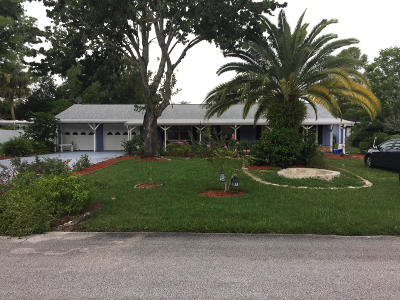 Port Orange Single Family Home For Sale: 5788 Woodcliff Road