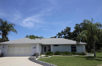 Port Orange Single Family Home For Sale: 3788 Maple Grove Court