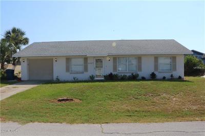 Port Orange Single Family Home For Sale: 4249 Oriole Avenue