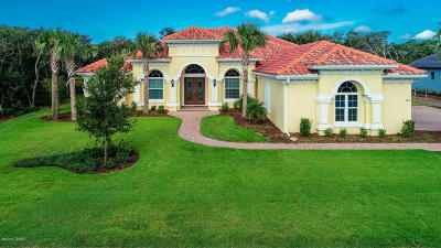 Palm Coast Single Family Home For Sale: 47 Ocean Oaks Lane