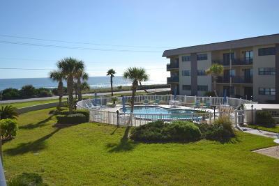 Ormond Beach Condo/Townhouse For Sale: 2100 Ocean Shore Boulevard #216