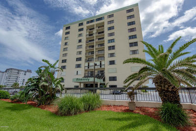 Ormond Beach Condo/Townhouse For Sale: 1513 Ocean Shore Boulevard #10C