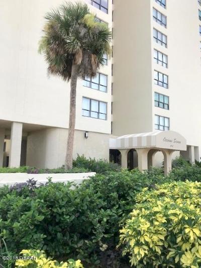 Daytona Beach Shores Condo/Townhouse For Sale: 2947 S Atlantic Avenue #401