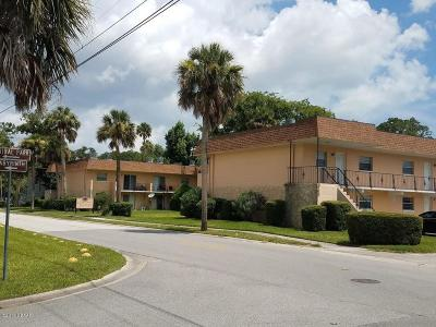 Ormond Beach Multi Family Home For Sale: 125 S Orchard Street