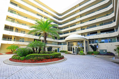 Ponce Inlet Condo/Townhouse For Sale: 4555 S Atlantic Avenue #4705