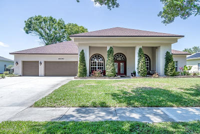 Port Orange Single Family Home For Sale: 6090 Sabal Brook Way
