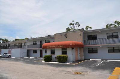 Daytona Beach Condo/Townhouse For Sale: 1504 Virginia Avenue #112