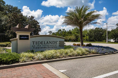 Palm Coast Condo/Townhouse For Sale: 115 S Riverview Bend #2146